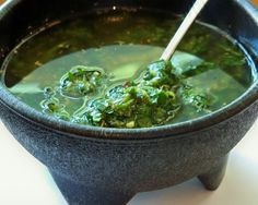 Chimichurri Sauce, my favorite sauce for grilled meat and fish!