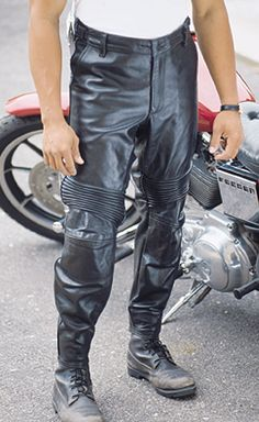 RTX Smart Urban Cruiser Full Armored Motorcycle Biker Trouser Pant Leather Jeans