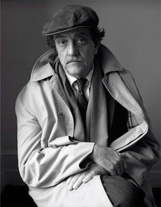 """I have this disease late at night sometimes, involving alcohol and the telephone."" Kurt Vonnegut"