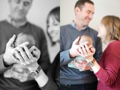 A Tiny Miracle | Silver Spring, Maryland Newborn Photographer | Simply Picturesque - simplypicturesquephotography.com