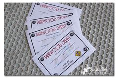 Pinewood Derby Race Certificates Free Printable