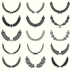 Best Cost-Free Laurel Wreath circle Popular A new laurel wreath is actually a wreath this manufactured using the actually leaves as well as d… Torso Tattoos, Bone Tattoos, Black Tattoos, Tattoo Drawings, Body Art Tattoos, Small Tattoos, Sleeve Tattoos, Stomach Tattoos, Tatoos