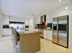 Cocinas luminosas y con mucho espacio