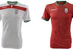 Camiseta de Iran para el Mundial BRASIL2014... http://www.1502983.talkfusion.com/