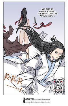 Grandmaster of Demonic Cultivation Chinese Cartoon, Tomoe, Wattpad, Yellow Eyes, The Grandmaster, Chinese Painting, Anime Shows, Art Of Living, Fujoshi