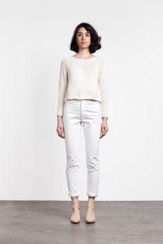 Image of Apiece Apart Elena Sweater
