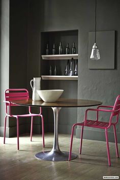 Mad About … New Colour Combinations - http://www.dedecoration.com/interior-home-design/mad-about-new-colour-combinations.html