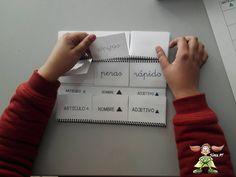 Blog sobre el trabajo de PT en un aula de Educación Especial