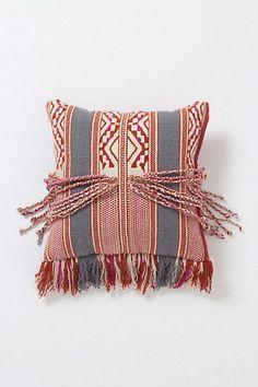 Mourina Pillow #anthropologie