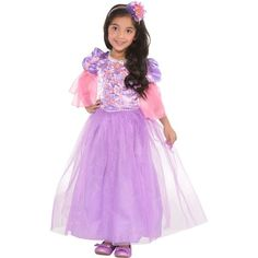 Toddler Girls Rapunzel Costume - Tangled