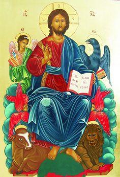 https://flic.kr/p/vwCHkf | Icono: Cristo en trono | Autor: Alicia Bergara de Uriburu. Escuela Taller El Mandylion. Fundación La Santa Faz. santafaz.org.ar