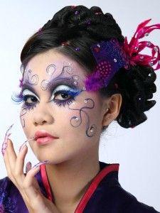 Malaysian Fantasy Makeup