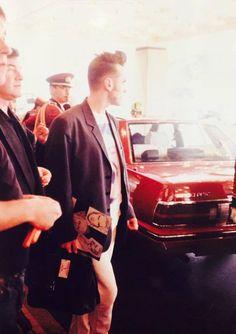 Morrissey, 1991, Japan