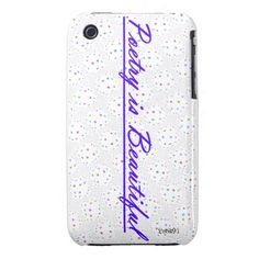 Poetry Is Beautiful Case-Mate iPhone 3 Case