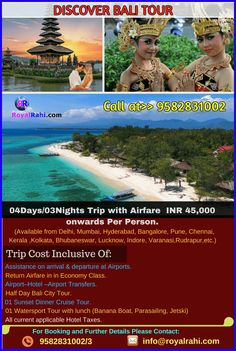 10 Best Bali Honeymoon Packages Images Bali Tour Packages Ubud