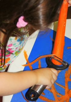 """""""Making Montessori Ours"""": Practical Life & a bit of Practical Family Organization in our Home"""