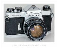Honeywell Pentax Spotmatic a dandy, lightweight camera