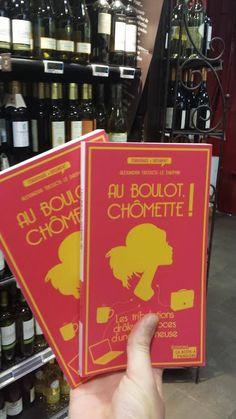 Champagne pour Chômette ?!  Merci à #Vioupic pour cette photo !
