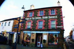 Home of Selkirk Bannock