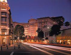 Los Angeles, Regent Beverly Wilshire