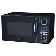 Sunbeam 0.9 Cu.Ft. 900 Watt Microwave Oven - Black SGB8901