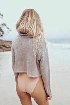 Swimwear & Beachwear for Women : beachside dreaming Summer Of Love, Spring Summer, Look Fashion, Womens Fashion, Fashion Trends, Estilo Retro, Casual, Inspiration Mode, Beachwear