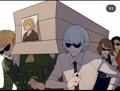 Manhwa, Manga Anime, Anime Art, Korean Anime, Webtoon Comics, Estilo Anime, Fan Art, Anime Crossover, Character Design