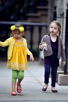 Sarah Jessica Parker's twins rock 13 loveable looks | BabyCenter Blog