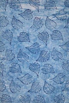 Hand crafted Batik & Rapid Print Cotton Running Fabric