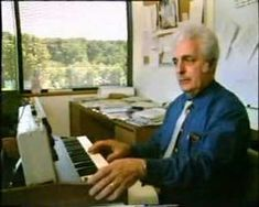 Bob Moog, 78 a few day ago!
