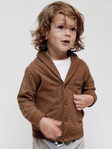 Gray Label Shawl Collar Cardigan