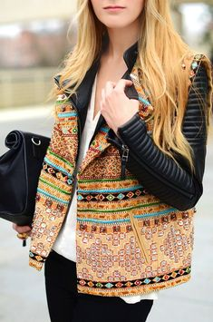 In love with jacket