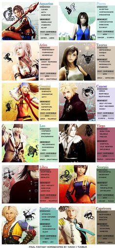 lol Final Fantasy Zodiac