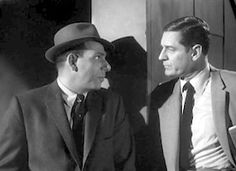 While a rumpled Philip Marlowe may have been the typical private detective of the 1940s, Peter Gunn was definitely the epitome of one in the ' 50s. Description from murdermysteries.com. I searched for this on bing.com/images