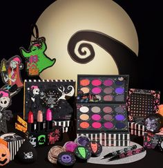Makeup News: ColourPop x Nightmare Before Christmas Makeup Collection Release Date The new ColourPop x Nightmare Before Christmas Makeup Collection is coming soon — an all new special-edition makeup collection inspired by the Nightmare Before Christmas. Included in the collection are lipsticks, an eyeshadow palette, glitters, liners, and more. ColourPop x Nightmare Before Christmas Makeup Collection Release Date...