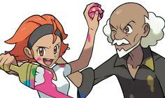 Pokemon XY Artists