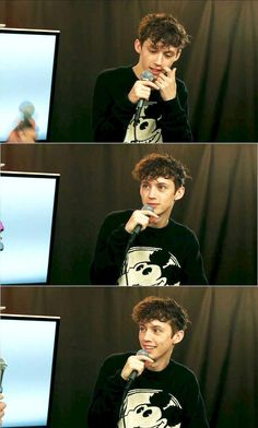 troye's new interview