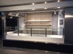 """Aporpán , bonito puesto de panadería en el renovado """"mercado del Val"""""""