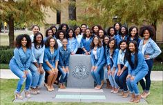 Alpha Kappa Alpha Sorority, Incorporated Pi Mu Chapter picture 2016