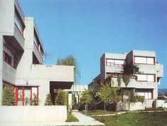 PROIEKTUAK IV: Giancarlo De Carlo, Villaggio Matteotti auzoa, Terni 1969-1974