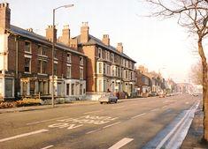London Road, Nottingham - uploaded by Rachel. Council Estate, Council House, Builders Merchants, Uk Culture, Nottingham City, Derbyshire, Aerial View, Old Photos, Past