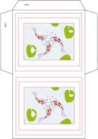 Craft Nouvel An Chinois Pochettes Hong Bao Chinese New Year Enveloppes Lucky Money Printable And Legend