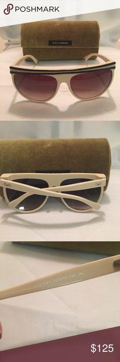 570529e8a8 New D G Authentic sunglasses Beige New authentic sunglasses made by D G  (Dolce and Gabbana)