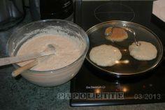 Papolette en cuisine: Surplus de levain