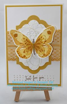 Knall Crafting!: Steppin' Up with Stampin' Up!