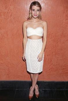 Emma Roberts is the creme of the crop