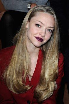 Hair Lookbook: Amanda Seyfried wearing Long Straight Cut (2 of 4). Get a load of Amanda's thick healthy locks!