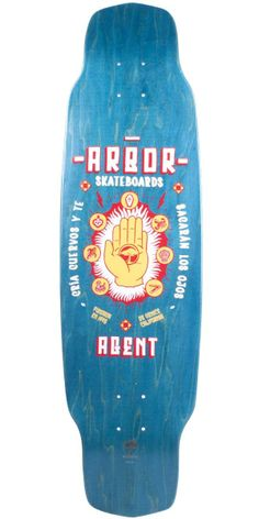 This board is great for light freeriding, cruising, and even street tricks! We love its versatility!