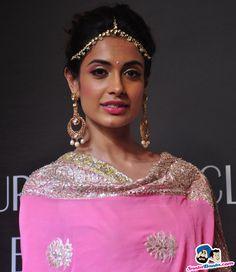 Mrinalini Anushree and Sougat Show at LFW 2014 -- Sarah Jane Dias Picture # 276124