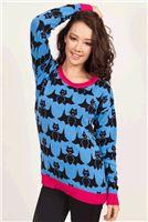Flip Flop & Fangs - Bats Sweater